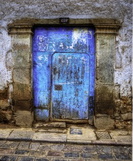 Door 296 Cusco