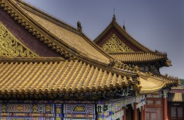 Forbidden City Roofs 1