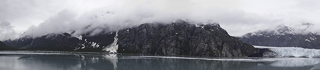 Margerie Glacier Panorama 1