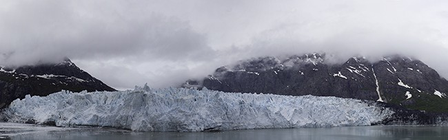Margerie Glacier Panorama 2