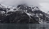 Two Glacier Panorama